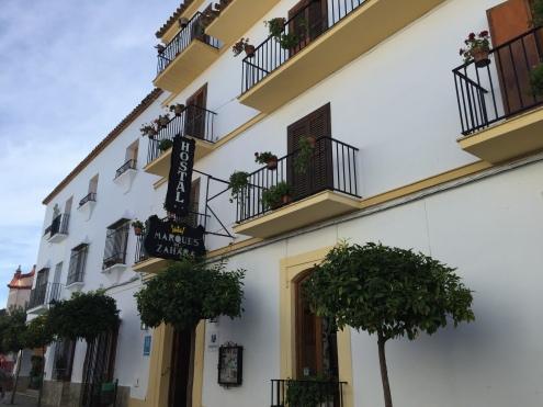 Hostal Marques del Zahara, Andalusia, Spain