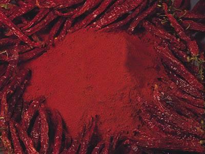 paprika, pimentón de la vera, extremadura, spain