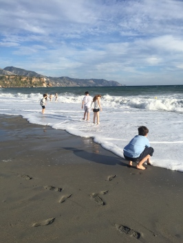 Nerja, Andalucia, Spain, España, holidays, travel, kids, travelblog