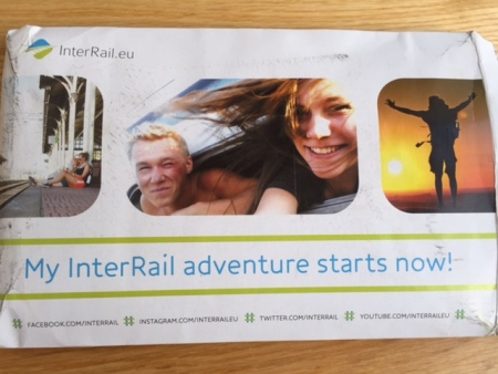 Interrail, train travel, Europe, Spain