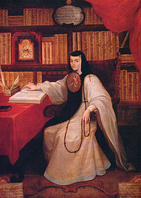 Sor Juana Inés de la Cruz, International Women's Day, 8th March, Pledge for Parity, Gender Equality, Mexico