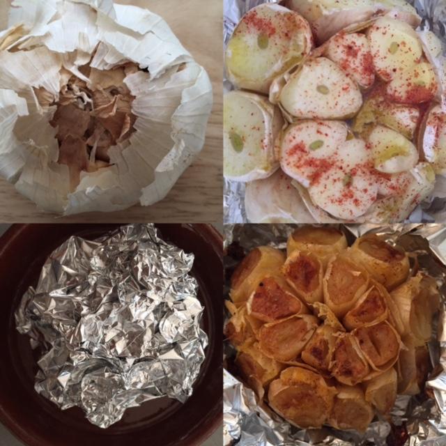 Roasted Garlic, Garlic, National Garlic Day, Spain, cooking, Home made, Good food, food, Knoblauch, ajo, travel