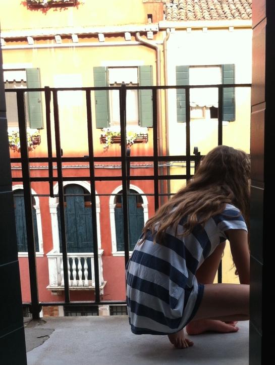 Creative Writing Ink, writing, writing competition, travel, photo, Venice, Venezia, Veneto, canals, bridges, Airbnb, view, balcony, vaporetto, Grand Canal, gondola, Canale della Giudeca, Italy, Mediterranean, cruise ship