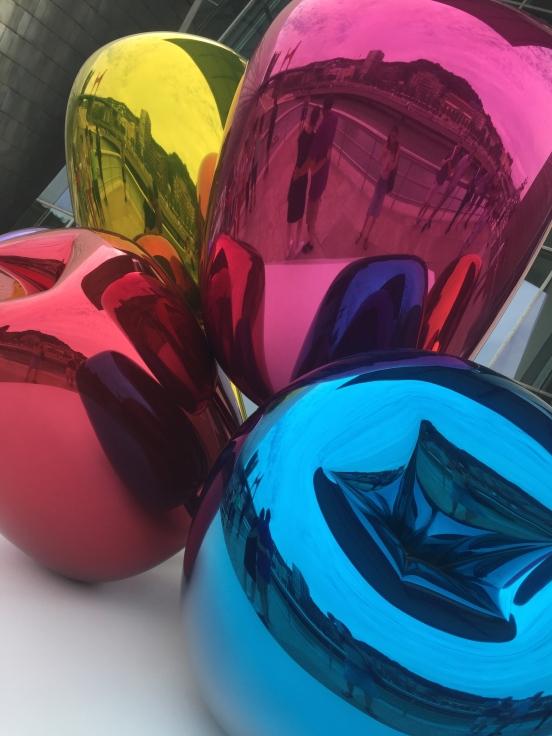 ALT: Bilbao, Spain, Euskadi, Basque, España, Vais País Vasco, Guggenheim, Museum, Museoa, Museo, Richard Serra, the Matter of Time, sculpture, sculptor, art, artwork, Anselm Kiefer, Sunflowers, masterpieces, airbnb, travel, travelling, family travel, travel with kids, wanderlust