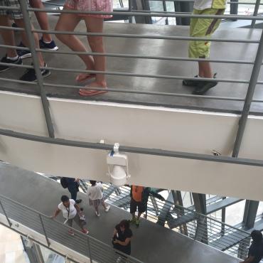 Bilbao, Spain, Euskadi, Basque, España, Vais País Vasco, Guggenheim, Museum, Museoa, Museo, Richard Serra, the Matter of Time, sculpture, sculptor, art, artwork, Anselm Kiefer, Sunflowers, masterpieces, airbnb, travel, travelling, family travel, travel with kids, wanderlust