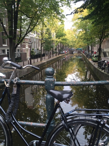 Amsterdam, Holland, Netherlands, travel, travelling, kids, family travel, Anne Frank, Van Gogh, Museums, Rembrandt, Stay Okay, hostel, Vondelpark, Bazar, Albert Cuyp Markt, Singel, flower market, Bloemenmarkt, IJ, Amstel, canals, river, Lonely Planet, Dutch, Anne Frank's diary, reading, writing, blog, bikes, cycling, art, artwork, #iamsterdam, Rijksmuseum, hagelslag, poffertjes, pancakes, Heineken, good food, cheese, tulips, A'DAM lookout, A'DAM Toren, bitterballen, over the hedge, ferry, begijnhof, sandemans walking tour, kaaskamer, café bosco, café in de buurt, tulips