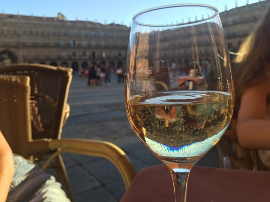 Wine tourism Spain, wine, tourism, spain, Spanish wine, wine, vino, españa, travel, travelling, travel with kids, family travel, wanderlust, travel bug, life isn't black and white, Segovia, La Rioja, viniculture, grapes, winery, bodega, sanlúcar de Barrameda, sevilla, aliens, extraterrestrial life, life