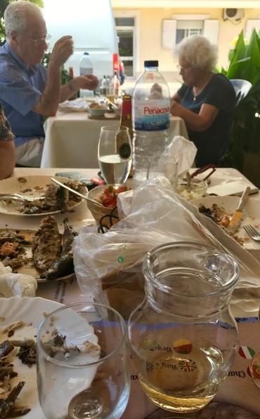 Olhão, Algarve, Portugal, Europe, food, drink, restaurant, Portuguese, cuisine, cooking, fish, sea, alçorda, eating, local, wine, travel, family travel, travelling, adventure, exploring, discover, family, kids, wanderlust, travel bug, have paprika, holidays
