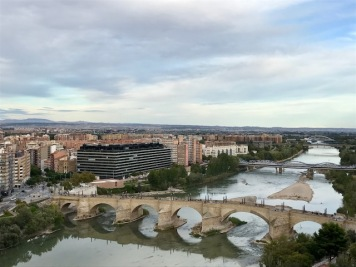 Zaragoza, Bodegas Almau, Aragón, Spain, España, travel, solo travel, solitude, Europe, history, culture, food, wine, tapas, weekend, city break, travel blog, travelogue, wanderlust, city break, travelbug, family travel