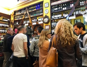 Zaragoza, Bodegas Almau, Aragón, Spain, España, travel, solo travel, solitude, Europe, history, culture, food, wine, tapas, weekend, city break, travel blog, travelogue, wanderlust, city break, travelbug, family travel, pilgrimage, Camino de Santiago.