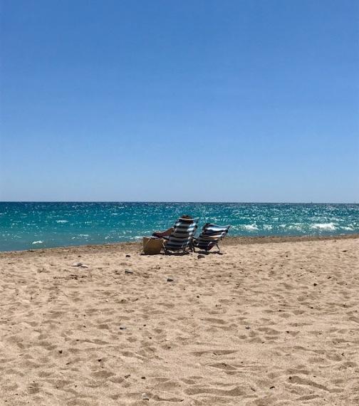 Camping Miramar, Cambrils, Tarragona, Catalunya, España, Spain, camping, sea, beach, playa, summer, holidays, Mediterranean, Tivissa, travel, family, family travel, wanderlust, travel bug