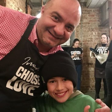 Syria, cooking, good food, Imad Alarnab, Imad's Syrian Kitchen, Help Refugees UK, Hope Hospital, Aleppo, Damascus, #ChooseLove, Choose Love, refugees, family, humanity, za'atar