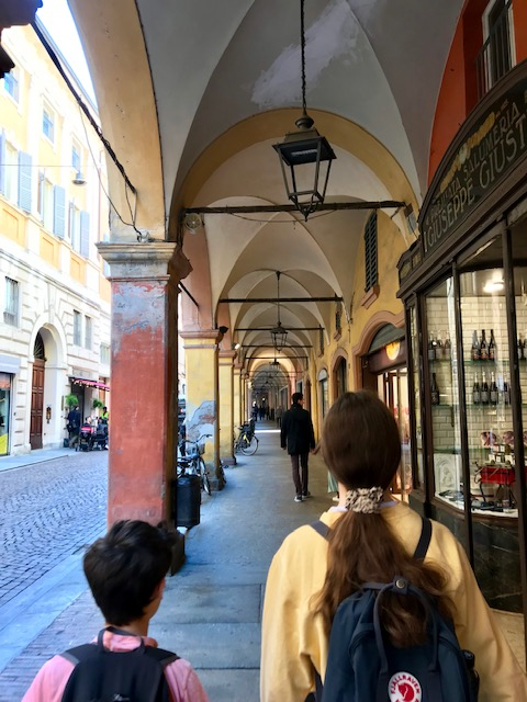 Bologna, Emilia Romagna, Italy, food, travel, pasta
