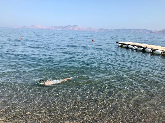 Makis Inn Resort, Thermisia, Ermione, Peloponnese, Greece, food, travel, Europe