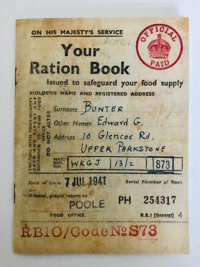 World War Two, Battle of Britain, Folkestone, peace, war, stories, nutrition