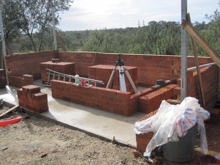 Finca las Cañadas, finca, farm, self-sufficiency, solar power, water, Spain, Extremadura