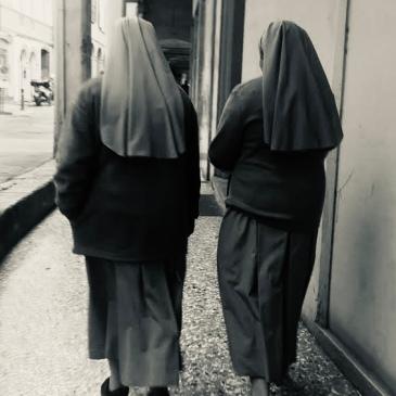 nuns, story, women, travel, writing